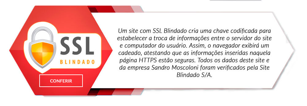 SSL Blindado