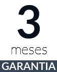 3 Meses de Garantia