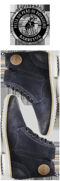 bota masculina estilo look barretos peão
