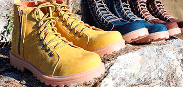 BOTAS OUTDOOR AZUL