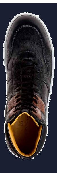 Monroe Black Boot