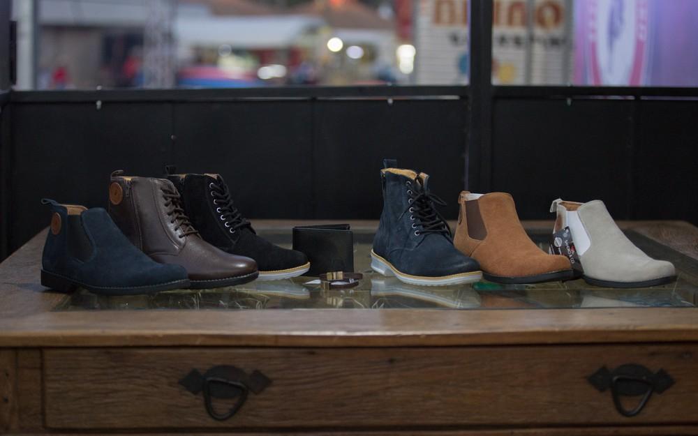 Marca 'Festa do Peão de Barretos' estampa linha de produtos que vai de botas a espetinhos de carnes