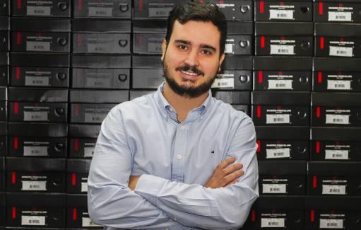 Sandro Moscoloni é referência de e-commerce.
